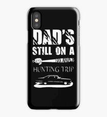 TWD/SPN - Negan/John Winchester's Hunt Trip iPhone Case/Skin