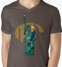 'Merica! Men's V-Neck T-Shirt