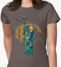 'Merica! Women's Fitted T-Shirt