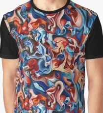 Dreamscape - Screaming Skies Graphic T-Shirt