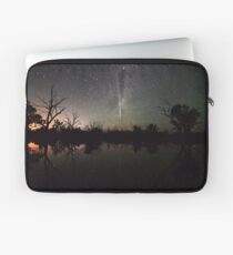 Comet Lovejoy Swamp Reflections Laptop Sleeve