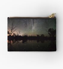 Comet Lovejoy Swamp Reflections Studio Pouch