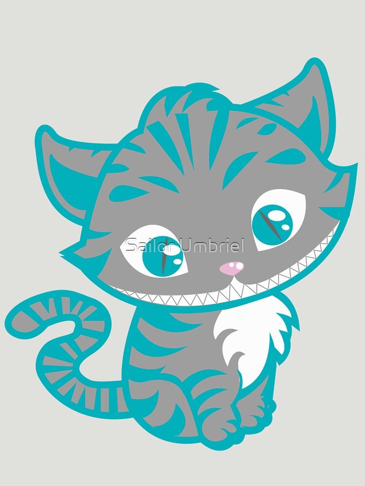 Cute Cheshire Cat by Ivalice