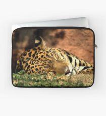 Tiger Cat Laptop Sleeve