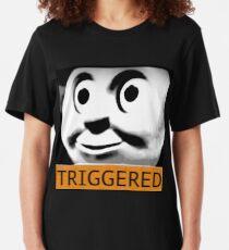 Thomas the Train (TRIGGERED) Slim Fit T-Shirt