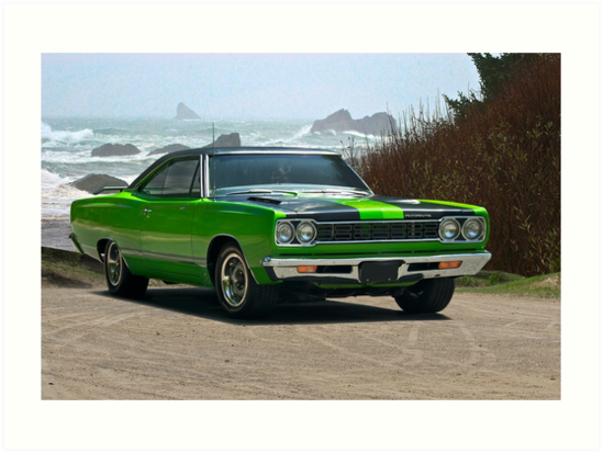 1968 Plymouth Roadrunner 383 cu. in. by DaveKoontz
