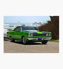1968 Plymouth Roadrunner 383 cu. in. Photographic Print