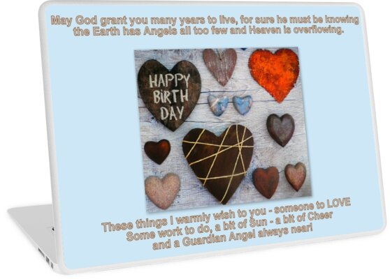 Birthday Wishes by ©The Creative  Minds