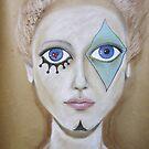 Clown Blanc by Thea T