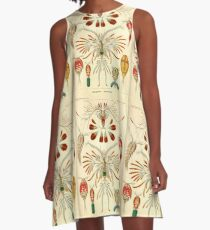 Insects A-Line Dress