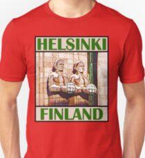 Central Railway Station, Helsinki T-Shirt