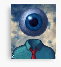 Eye'm Watching You Canvas Print