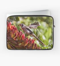 Yellow Wattlebird Laptop Sleeve