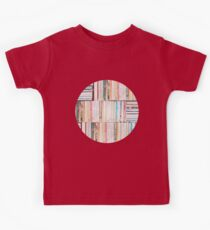Books Vintage Kids Tee