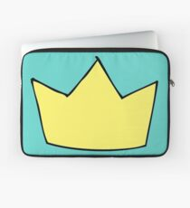 King for a day Laptop Sleeve