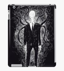 The Slender Man iPad Case/Skin