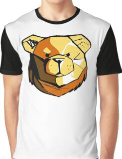 Robust Bear Community Graphic T-Shirt