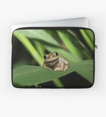 Hello Frog Laptop Sleeve