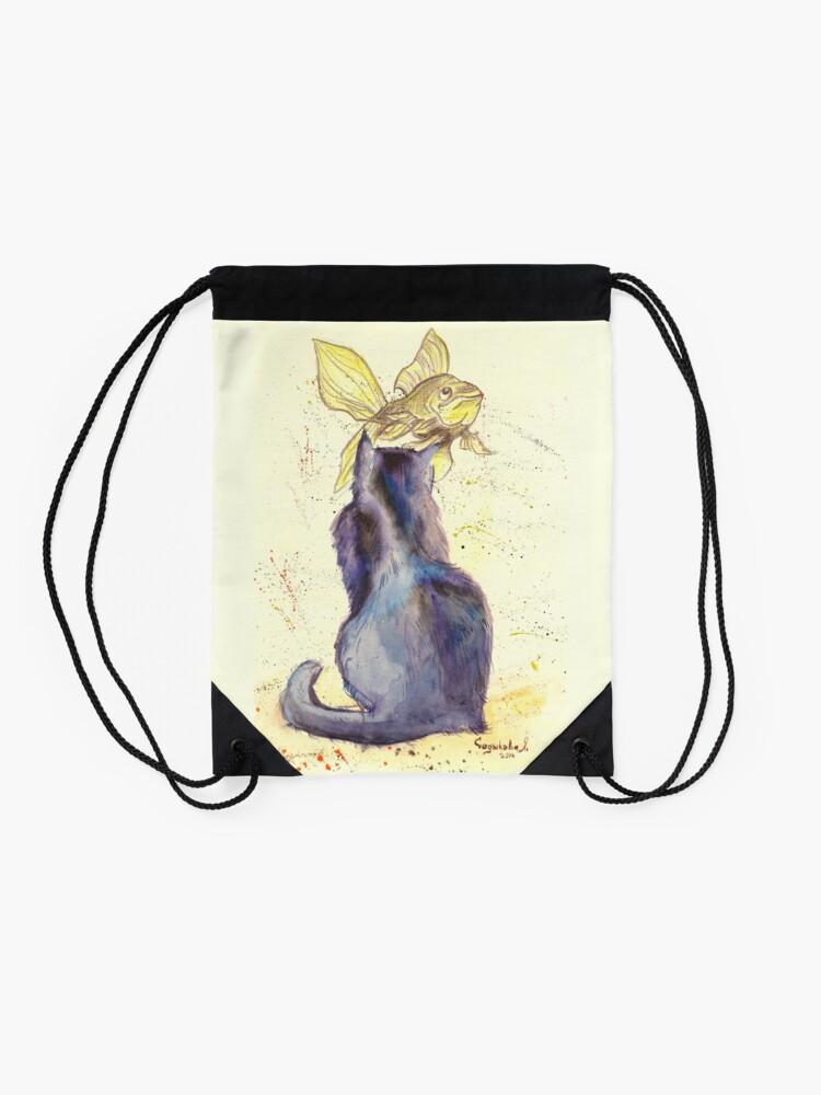 Alternate view of Dream Drawstring Bag
