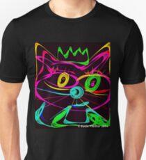 Pussycat glows in the  dark T-Shirt