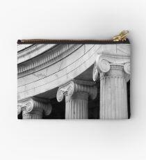 Classical  marble Columns Studio Pouch