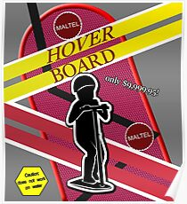 Hoverboard! Poster