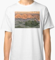 Badlands Scene Classic T-Shirt