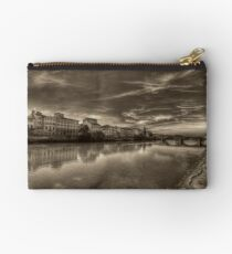 Florence on the Arno Studio Pouch