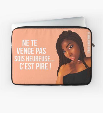 #HappyWOMAN Housse de laptop