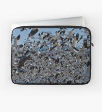Snow Geese Laptop Sleeve