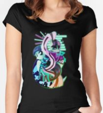 Coloratura Women's Fitted Scoop T-Shirt