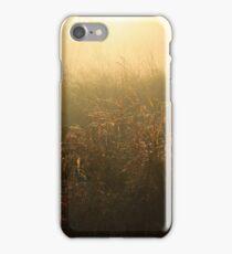 Mist on Crown Meadow iPhone Case/Skin