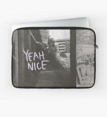 YEAH NICE Laptop Sleeve