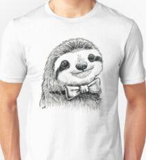 Dapper Sloth Unisex T-Shirt