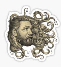 Poseidon Sticker