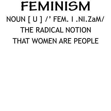 Definición de feminismo de idonirainem