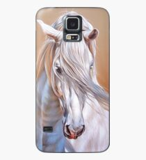 """""""Andalusian stallion"""" - close-up Case/Skin for Samsung Galaxy"""