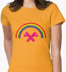 Unicorns Under The Rainbow T-Shirt