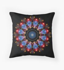 Modern Mandala Art 43 Throw Pillow