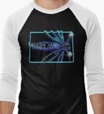 Mary Jane 420 - 3D Men's Baseball ¾ T-Shirt