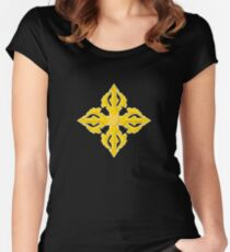 Rigpa Women's Fitted Scoop T-Shirt
