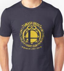 Smash Bros Fight Club T-Shirt