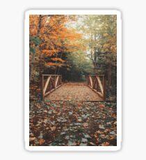 Autumn Wonderland Sticker