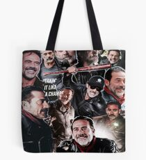 Negan - The Walking Dead Tote Bag