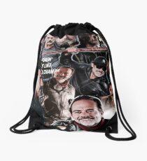 Negan - The Walking Dead Drawstring Bag