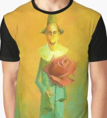 Enchanted rose Graphic T-Shirt