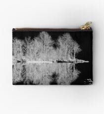 Winter at the Lake Studio Pouch