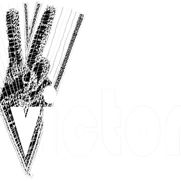 Victory, V is for Victory by kjadesign