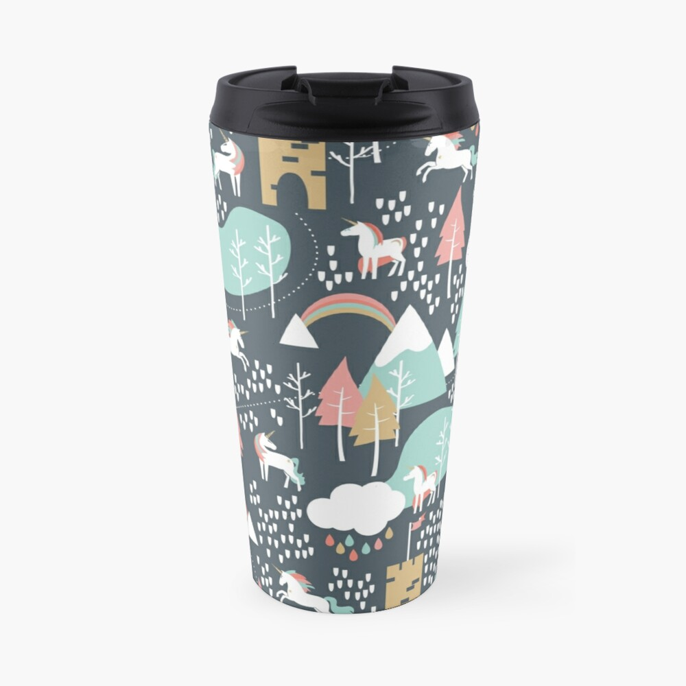 Unicorn Love Travel Mug