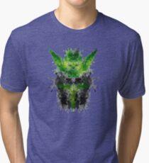 Rorschach Yoda Tri-blend T-Shirt